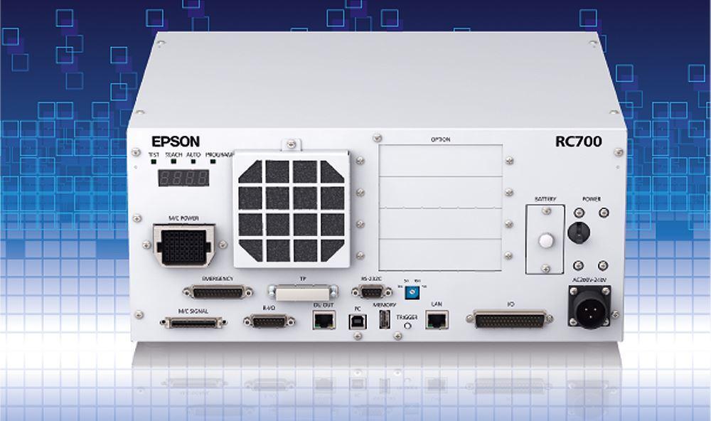 Контроллеры Epson RC