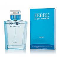 Мужская туалетная вода Ferre Acqua Azzurra for Men edt 100 ml