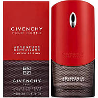 Мужская туалетная вода Givenchy Pour Home Adventure Sensations edt 100 ml