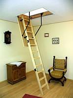 Складная чердачная лестница Oman Prima