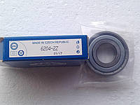 Однорядный подшипник ZKL 6204 2Z (20x47x14)