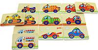 Игра карточная  мемо goki Транспорт 56689