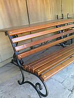 Брус с дерева Липа для скамейки садово-парковой 1800*60*40