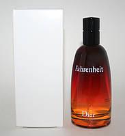 Мужская туалетная вода Christian Dior Fahrenheit edt 100ml TESTER