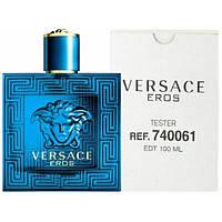 Мужская туалетная вода Versace Eros edt 100ml TESTER