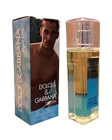 Мужская туалетная вода Dolce & Gabbana Light Blue pour Homme edt - Crystal Tube 50ml реплика