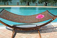 Гамак Sevilla- деревянный каркас 310x120x130 с гамаком А3003