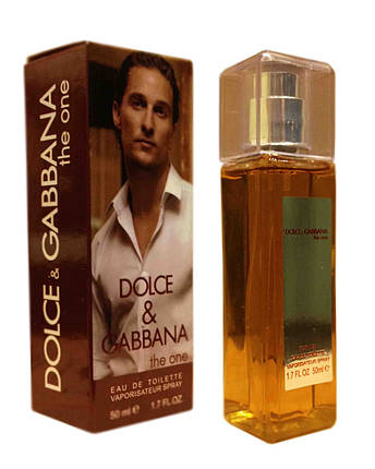 Dolce Gabbana The One pour Homme edt - Crystal Tube 50ml реплика , фото 2