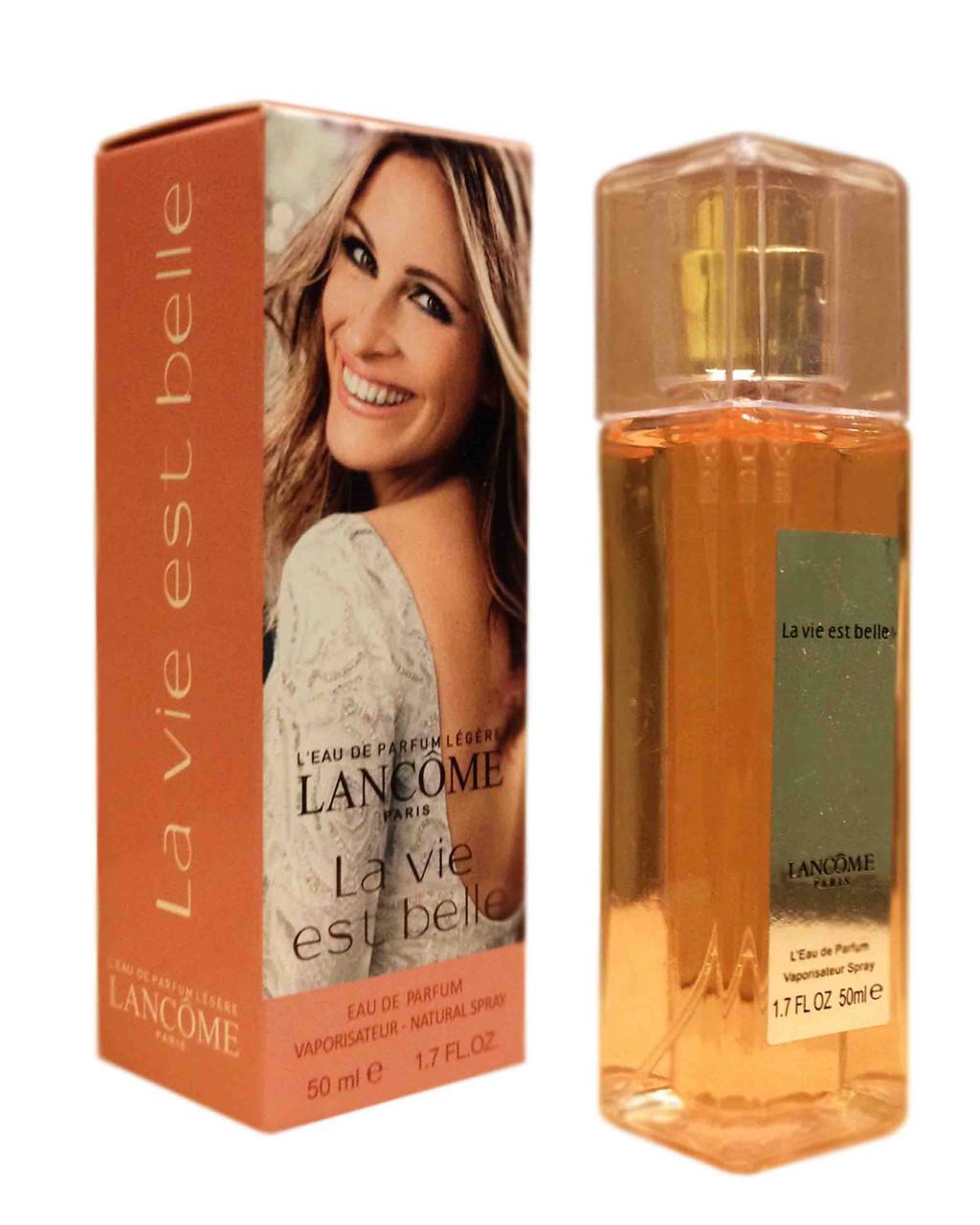 Женская парфюмированная вода Lancome La Vie Est Belle edp - Crystal Tube 50ml реплика