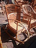 """Кресла-качалка из лозы """"Большая"""""""