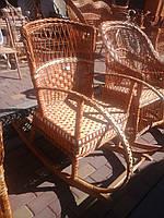 """Кресла-качалка из лозы """"Большая"""", фото 1"""