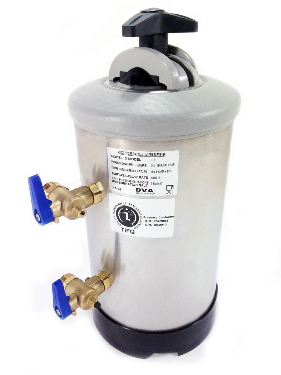 Фильтр умягчитель воды DVA LT 8