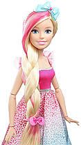 "Кукла Барби Принцесса Блондинка 43 см Дримтопия Barbie Dreamtopia Endless Hair Kingdom 17"" Doll - Blonde, фото 2"