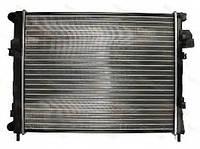 Радиатор охлаждения двигателя на Renault Trafic / Opel Vivaro 1,9dCi (-AC) с 2001...Thermotec (Китай) D7R039TT
