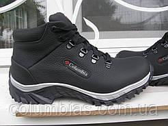 Ботинки кожаные зимние Columbia