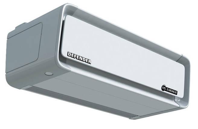 Defender 150 EHN, ширина проёма 1,5 м, с электрическим нагревателем, фото 2