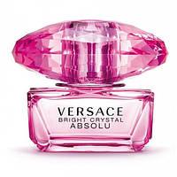 Женская парфюмированная вода Versace Bright Crystal Absolu edp 90 ml TESTER