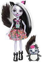 Кукла Седж Скунси Энчантималс Девочки животные / Enchantimals , фото 1