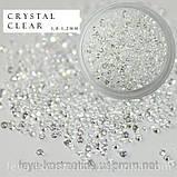 Кристали пікс, кришталева крихта, кристали, хамелеони, 1440шт, фото 3