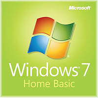 Программа Microsoft Windows 7 Home Basic 32-bit, Russian, OEM (F2C-00884)