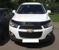 Дефлектор капота EGR Chevrolet Captiva 2011-