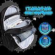 """Рюкзак для ноутбука Promate Rebel-BP 15.6""""Black, фото 2"""