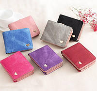 Бумажник женский, модный, компактный.