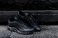 Кроссовки мужские найк аир макс найк Nike Air Max 97 Black