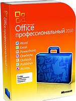 Программа Microsoft Office 2010 Professional 32/64-bit Russian DVD BOX (269-14689) распечатан