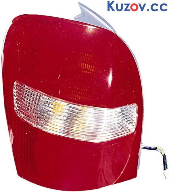 Фонарь задний Mazda 323 хетчбек 98-01 F/S (Bj) правый (Depo) 216-1950R-A B25R51150C