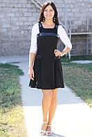 Платье для школы для девочек Амалья  размеры 38, 42, 44, 46, 48оптом и в розницу