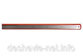 Линейка металлическая 50см, ширина 2,5см.