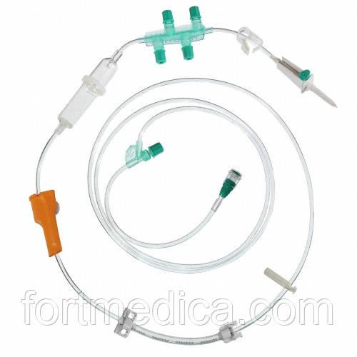 Инфузионная система для безопасного введения химиопрепаратов Cyto-Set Infusomat Space B.Braun