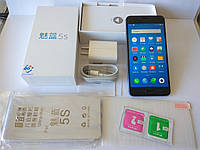 Смартфон Meizu M5s gray 3/16Gb + подарки