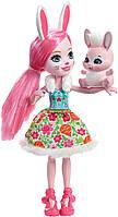 Кукла Бри Кроля Энчантималс Девочки животные / Enchantimals