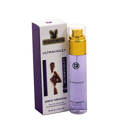 Paco Rabanne Ultraviolet pour femme edp - Pheromone Tube 45 ml реплика, фото 2