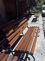 Брус деревянный Ясень для скамейки садово-парковой 1500*60*35