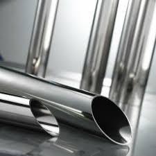 Диаметр Трубы нержавеющие AISI 304 / AISI 201 tig 600 grit Полированная Зеркальная в пленке Порезка - ТОВ УКРТРУБОПРОКАТ в Днепре