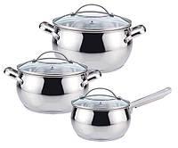 Набор посуды 6 предметов MAESTRO MR-3501-6L