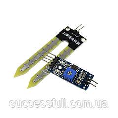 Измеритель влажности почвы, Arduino