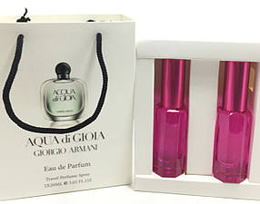Armani Acqua di Gioia - Double Perfume 2x20ml