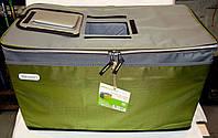 Изотермическая сумка холодильник с ребрами жесткости Кемпинг Party Bag 60 л