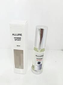 Chanel Allure Homme Sport - Travel Perfume 30ml