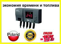 Автоматика для твердотопливных котлов KG Elektronik CS 20 программатор теморегулятор