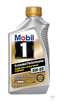 MOBIL 1 5W-20 Fully Synthetic - моторное масло синтетика - 1 литр
