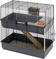 Ferplast RABBIT 100 DOUBLE Двухэтажная клетка для кролика