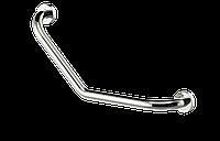 Поручень угловой, для людей с ограниченными возможностями (инвалидов) Ø25, размер 20 * 64 * 10 см.