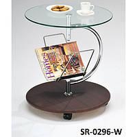 Столик журнальный-кофейный «SR-0296-W»