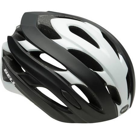 Велосипедный шлем Bell Event 2016, матовый черно-белый M (55-59 см)