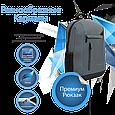 """Рюкзак для ноутбука Promate Lucent-BP 15.6"""" Grey, фото 2"""